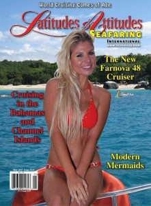 Review of Maiden Voyage in the May 2011 issue of Latitudes & Attitudes magazine