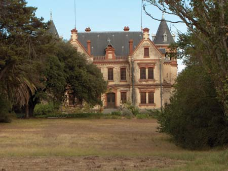 Old French Villa