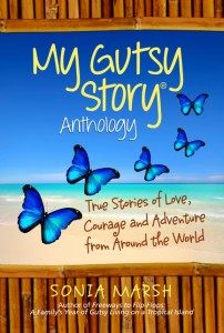 Lois' story is featured in chapter 9 of My Gutsy Anthology by Sonia Marsh