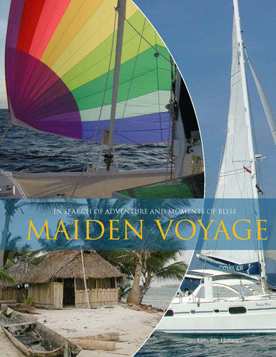 cover of first book Maiden Voyage