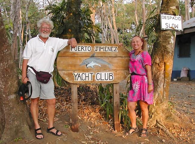 Puerto Jimenez Yacht Club Costa Rica