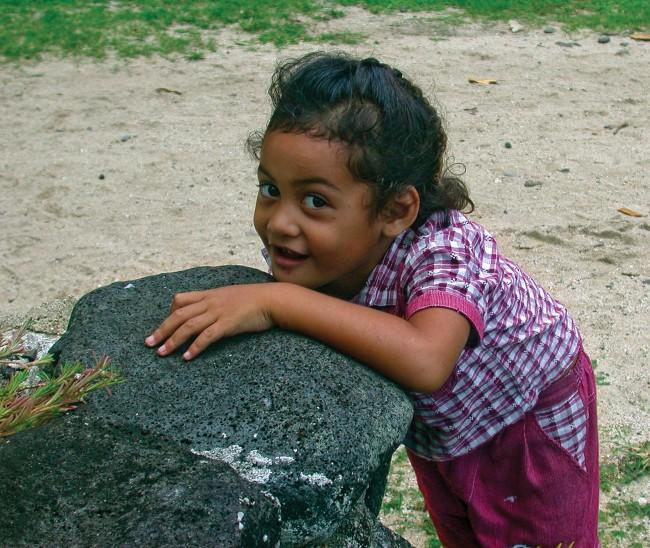 Marquesan Cutie, Tahuata