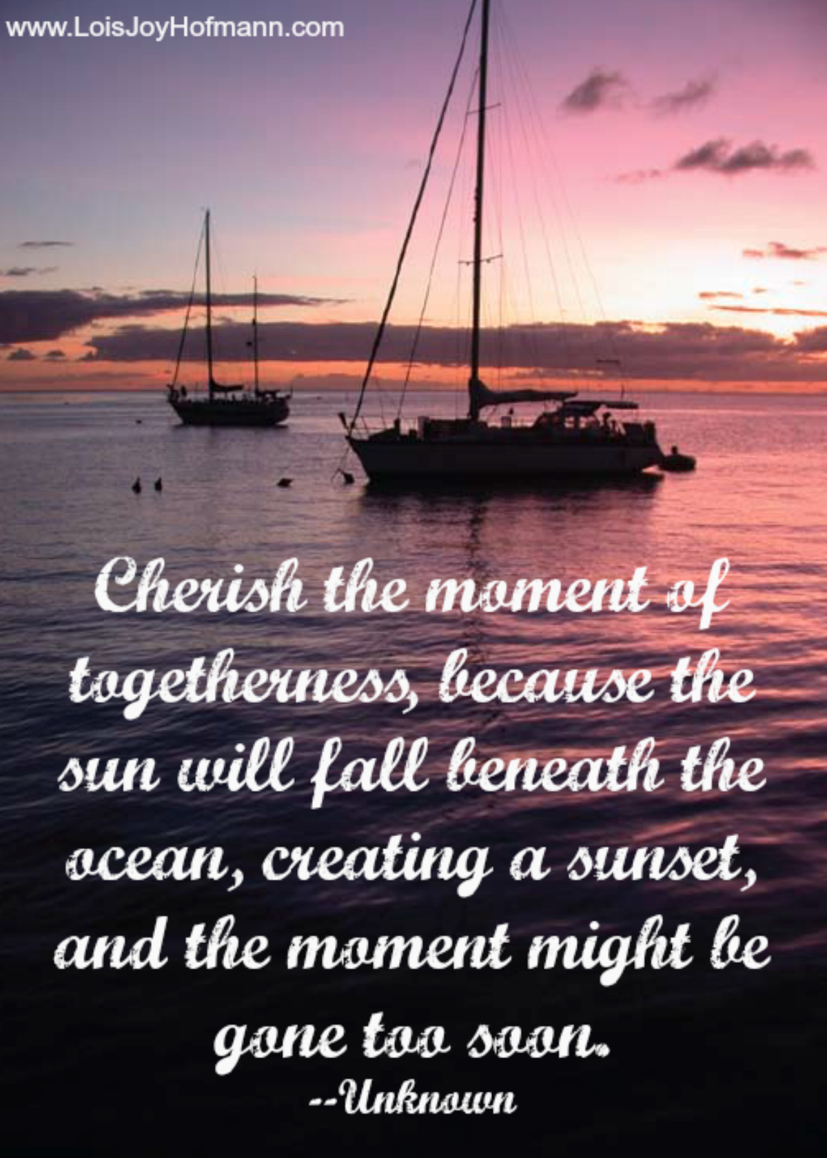 Quotes About Sailing And Life Life At Sea Archives  Lois Joy Hofmann