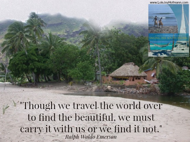 """Photo: Fiji from """"Sailing the South Pacific:"""" http://amzn.com/0984091343"""