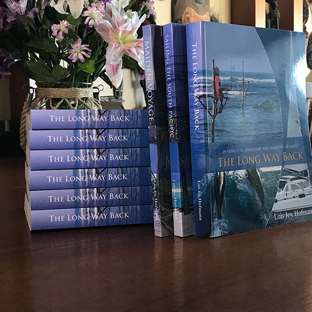 Sailing the World Trilogy by Lois Joy Hofmann