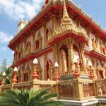 Temple in Phuket