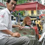Vietnam pedicab